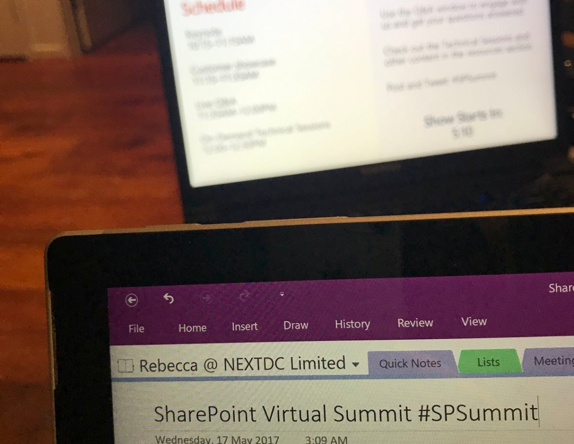 SharePoint virtual summit highlights #SPSummit