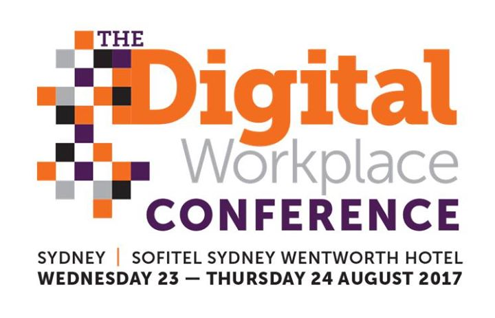 One week to the Digital Workplace Conference #DWCAU