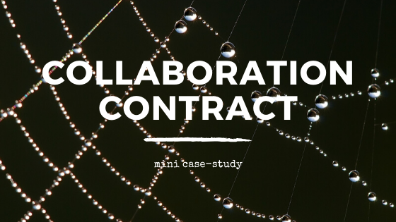 Collaboration contract – minicase-study